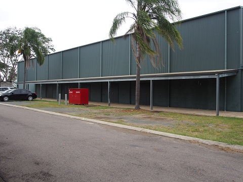 Commercial Sheds and Industrial Sheds