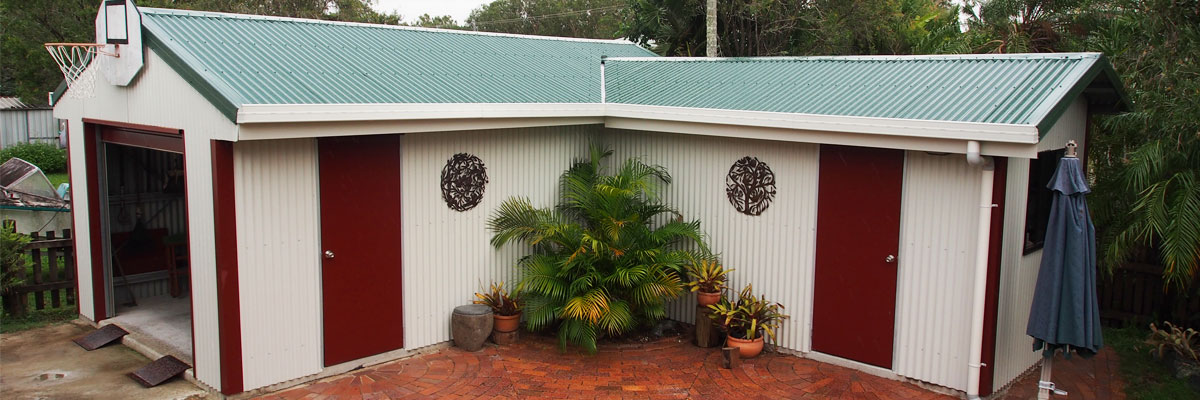 Trusty Sheds Supply Sheds And Garages Australia Wide