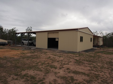 carports whitsunday, garage and sheds whitsunday, sheds mackay