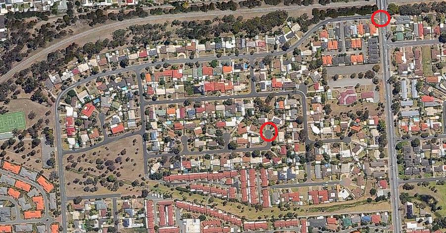 sheds garages satellite images proserpine
